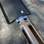 Installing a shingle vent II