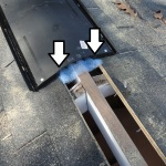 Installing a shingle vent II properly